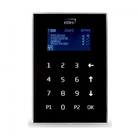 Klávesnica ELDES – LCD
